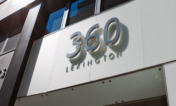 Law Firm Renews at 360 Lexington Avenue