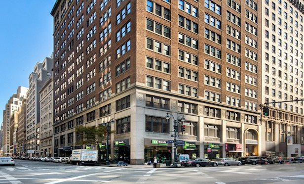 469 Seventh Ave. is a 17-story, 267,000-square-foot office building in Midtown South.