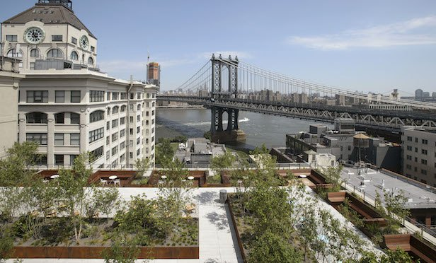 Two Trees Unveils Brooklyn Rooftop Commercial Office Building Amenities