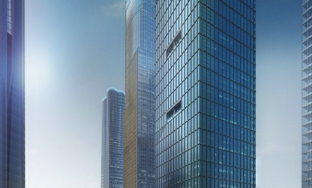 Slated to open in 2018, 55 Hudson Yards will stand 51 stories and span 1.3 million square feet.