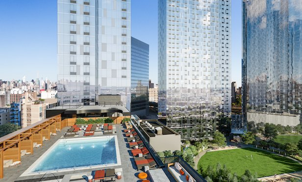 Tishman Provides Specifics on Queens Multifamily Towers Project
