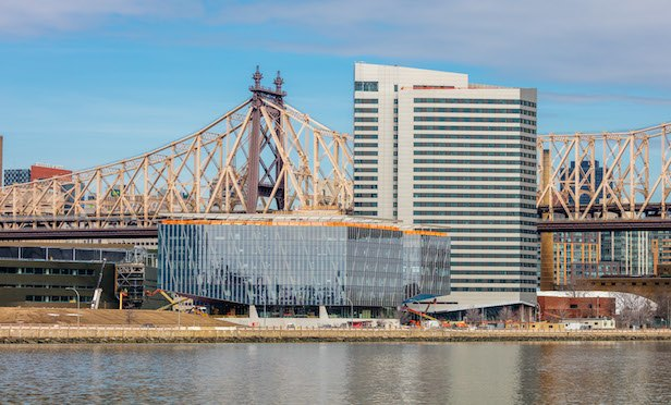Citi Signs on at Bridge at Cornell Tech on Roosevelt Island