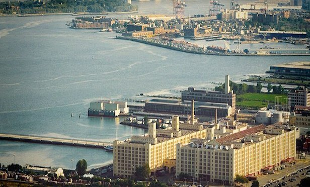 City Creates Expansive Artist Space at Brooklyn Army Terminal