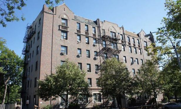 981 Park Place is one of the Brooklyn properties part of Hudson Cos.' affordable housing preservation partnership with BEC New Communities. Credit: Hudson Cos.