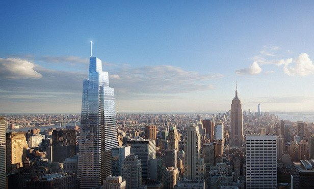 The East Midtown rezoning plan could foster 6.5 million square feet of new commercial development.