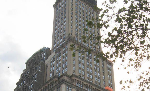The 36-story 16 Court St tower in Brooklyn totals 317,600 square feet.
