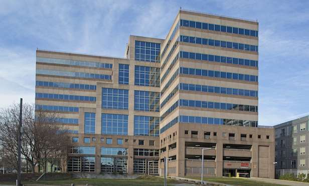 CBRE Global Investors paid $97 million for the Stamford Towers office complex in Stamford, CT.