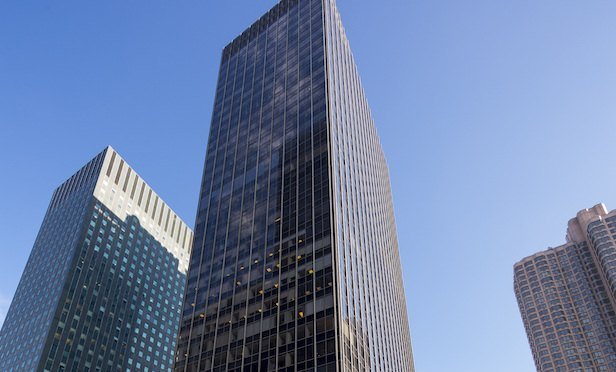 Informa will occupy the entire 20th, 21st and 22nd floors at 605 Third Ave. Credit: William Taufic