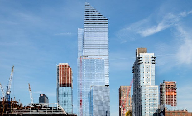 Guardian Life to Relocate HQ to 10 Hudson Yards