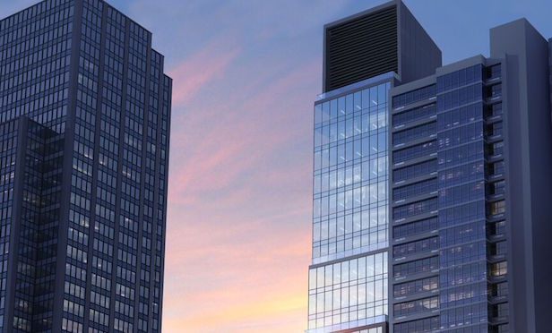 The 106 W. 56th St. office building will be developed by a joint venture of Savanna and Atom Assets.