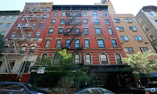138 Ludlow St. features 27 rental apartments and ground floor retail.