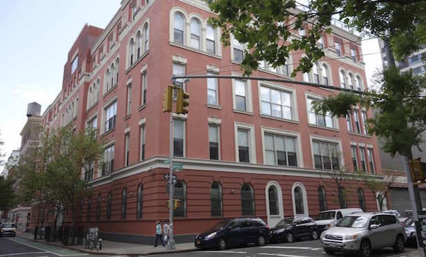 The city's plan is geared at addressing a shortage of senior housing and skilled nursing beds on the Lower East Side due in part to the 2015 closure of the Rivington House. /Image Courtesy: Property Shark