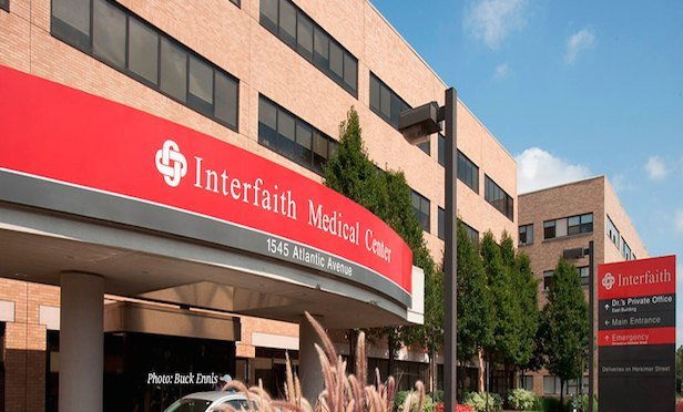 Interfaith Medical Center is one of three hospitals that make up the One Brooklyn Health partnership.