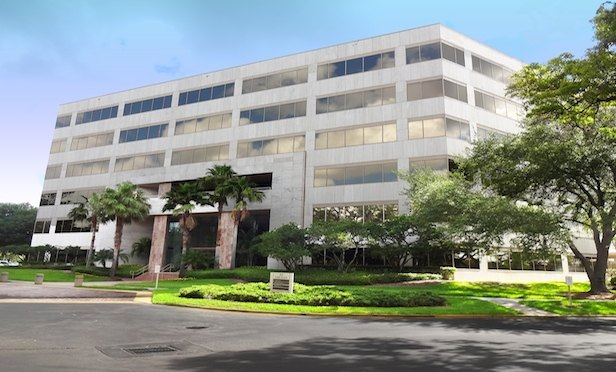 311 Park Place is a six-story, 119,015-square-foot office building.