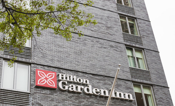 The $35-million loan from Western Alliance Bank helps fund the recent $60-million purchase of the Hilton Garden Inn on 41st Avenue in Long Island City.