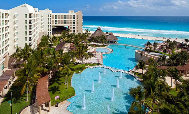 The Westin Lagunamar Ocean Resort in Cancun, Mexico