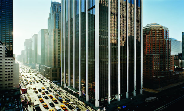 1185 Ave. of the Americas is a 42-story office tower totaling 1.1 million square feet.