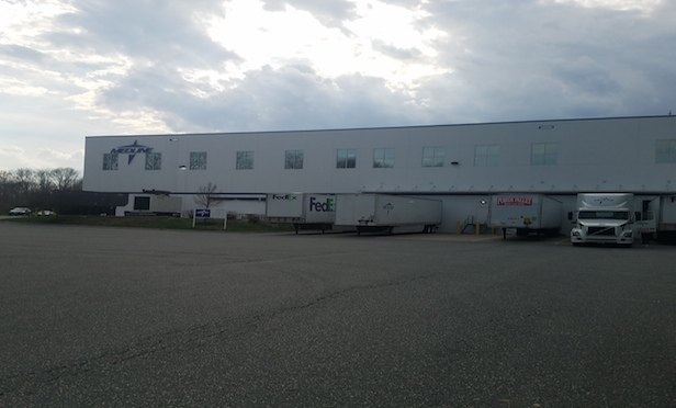 Medline hopes to move from its 500,000-square-foot complex in Middletown to a 1.2-million-square-foot distribution and logistics facility to be built in the Town of Hamptonburgh.