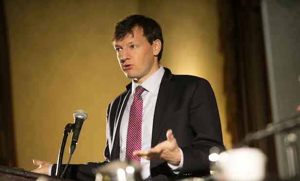 NYCEDC President and CEO James Patchett. File photo by Buck Ennis, Crain's New York Business