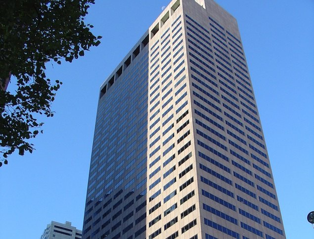 28 State Street in Boston was acquired in 2014 in a deal reportedly valued at $345 million.