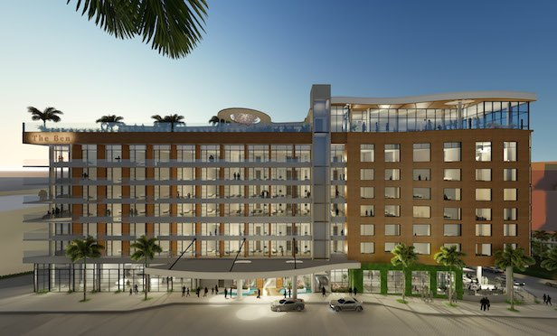 The 208 Room Marriott Autograph Collection Hotel In West Palm Beach Is Scheduled To Open