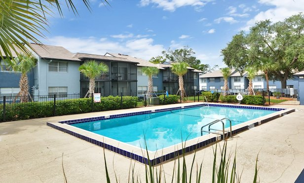 The Royal Isles apartment community in Orlando contains 264 units.