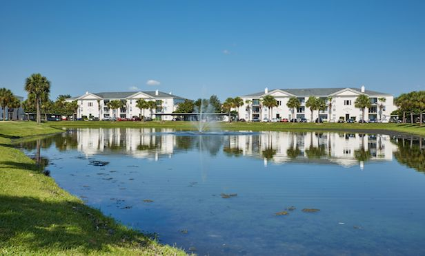 The 336-unit Arden Villas