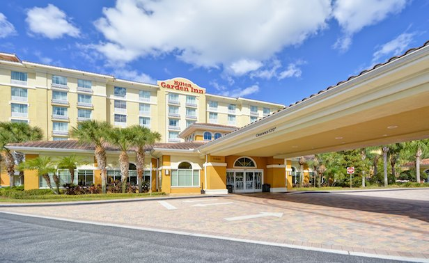 Among the three Orlando hotels purchased by Tishman Select Partners is the 137-room Hilton Garden Inn Lake Buena Vista.