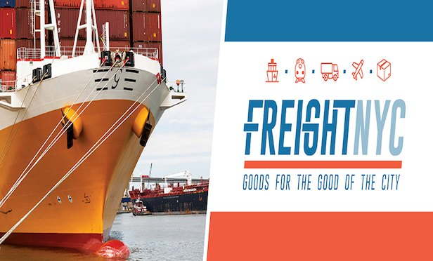 The Freight NYC includes a number of major projects, including a more than 500,000-square-foot Urban Distribution Center in Brooklyn.