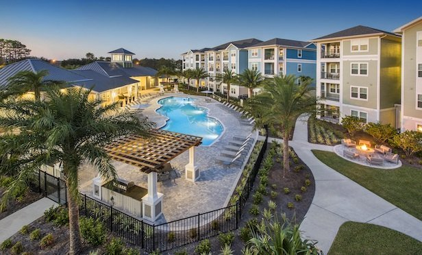 The 380-unit Point at Tamaya, which was built in 2017, was sold by Waypoint Residential and Rohdie Management.