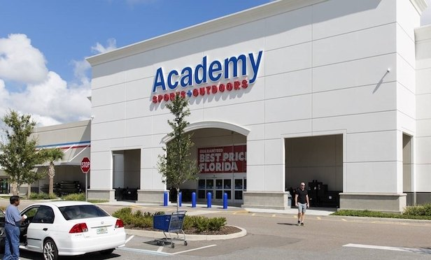 One of the anchors of Alafaya Commons is Academy Sports + Outdoors.
