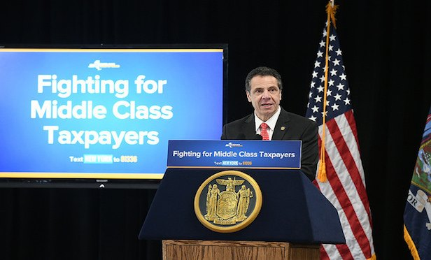 Ever since the federal tax reform law went into effect earlier this year, New York Gov. Cuomo had been promising New York State would bring the federal government to court over the capping of SALT deductions.