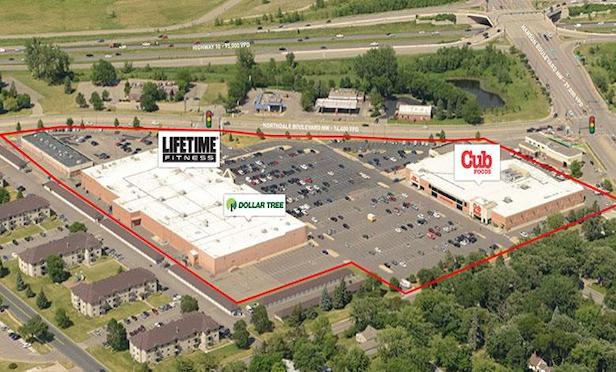 Earlier this month the Sterling Organization acquired the Village Ten Shopping Center, which totals 208,127 square feet, in Coon Rapids, MN, approximately 14 miles north of Downtown Minneapolis.