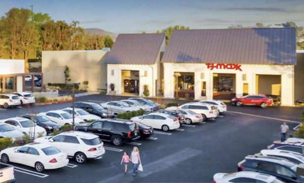 T.J. Maxx anchors North Ranch Gateway, an 86,520 square foot shopping center in the Los Angeles suburb of Westlake Village, CA.