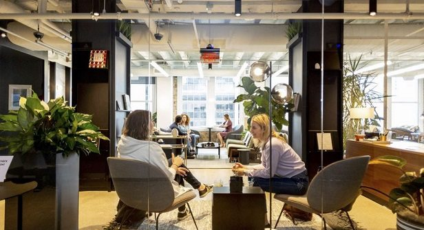 Industrious currently runs three offices in Chicago in Evanston, Fulton Market and River North.