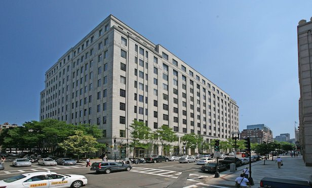 501 Boylston St., Boston totals more than 600,000 square feet of office and retail space.