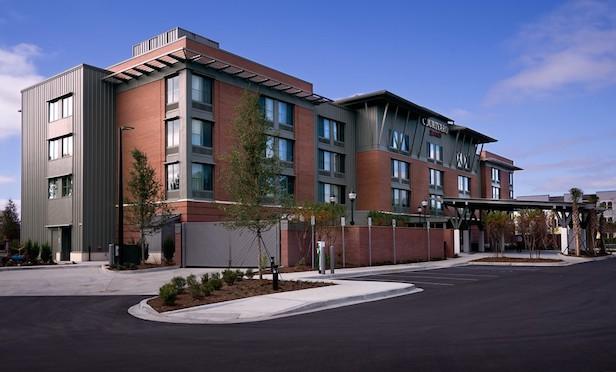 Chatham Lodging Trust also owns the Courtyard by Marriott Charleston Summerville.