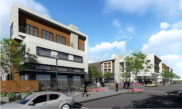The second phase adds 900 beds in both mid-rise apartment and townhome styles, featuring studio, one-, two-, three and four-bedroom floor plans.