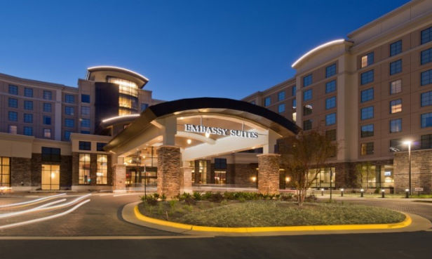 Chatham Lodging Trust acquired the Embassy Suites by Hilton in Springfield, VA in December 2017 for $68 million.