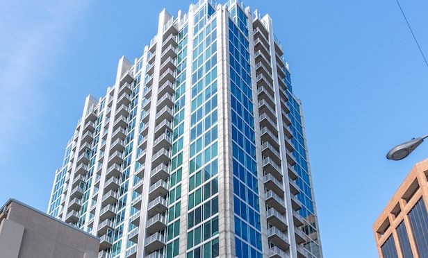 SkyHouse Denver was completed in 2017 by developers Simpson Housing and Novare Group.