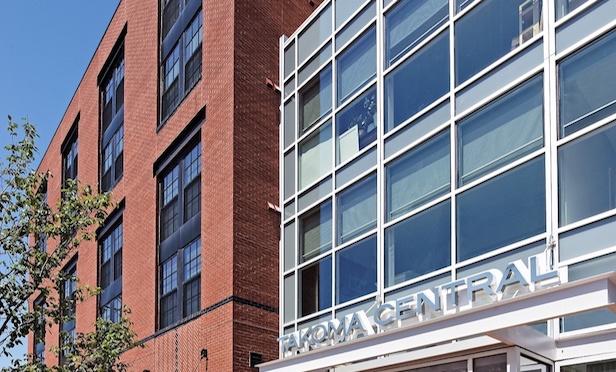 Takoma Central apartments, Washington, DC