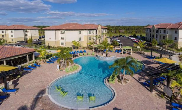 The Reef is a 228-unit, 924-bed student housing community in Fort Myers, FL.
