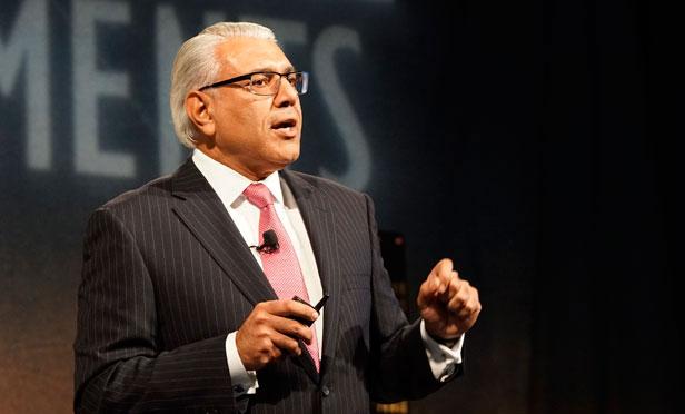 Hessam Nadji, president and CEO of Marcus & Millichap