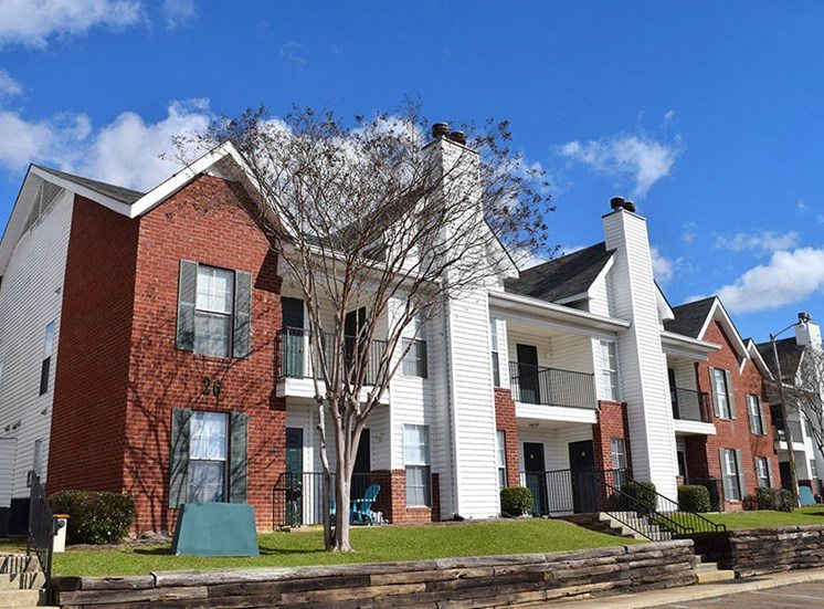 The 220-unit rebranded Ridgeland Place in Ridgeland, MS.
