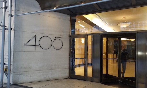 405 Park Ave., corporate headquarters of Global Net Lease/ Photo by Betsy Kim