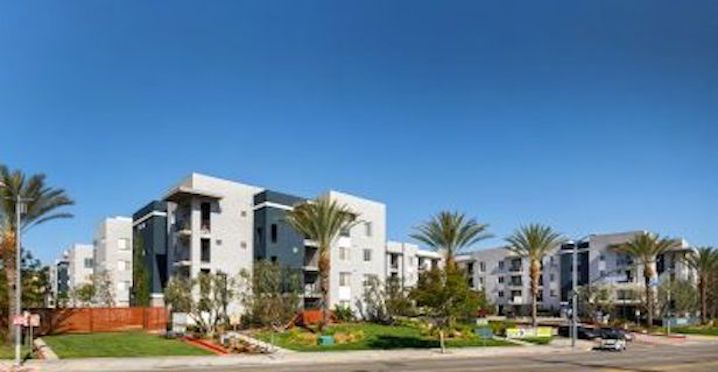 Carillon Apartment Homes was constructed in 2008 on more than five acres.