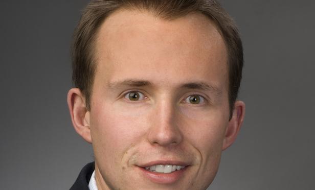 Chris Blanda, senior vice president with Columbus, OH-based financial services firm Lancaster Pollard