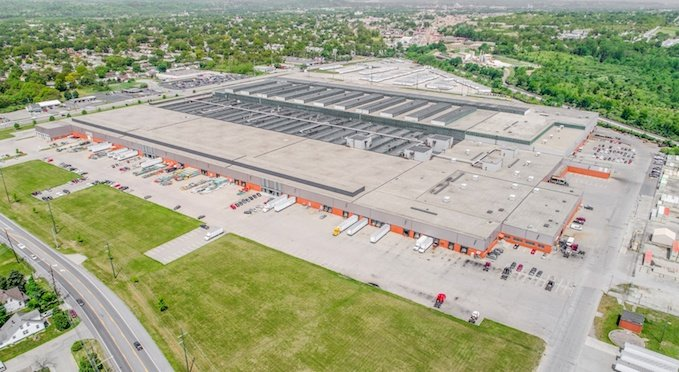 Fisher Park is a 1.1-million-square-foot Class B industrial property in Cincinnati.