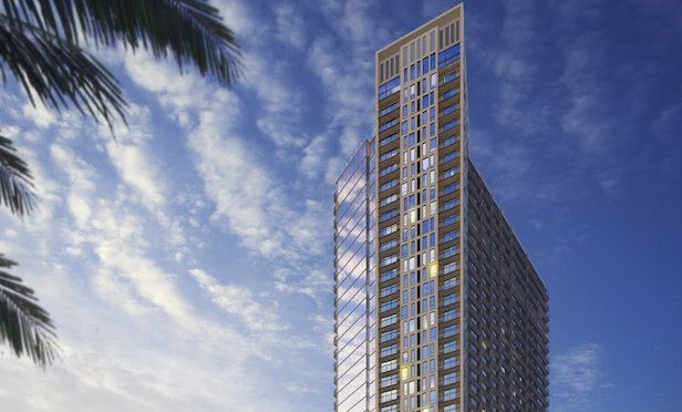 The mixed-use A'ali'i high-rise upon completion will feature 751 units.
