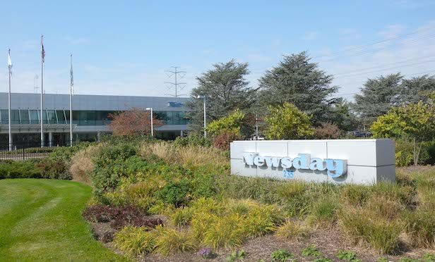 Newsday's headquarters in Melville, NY.